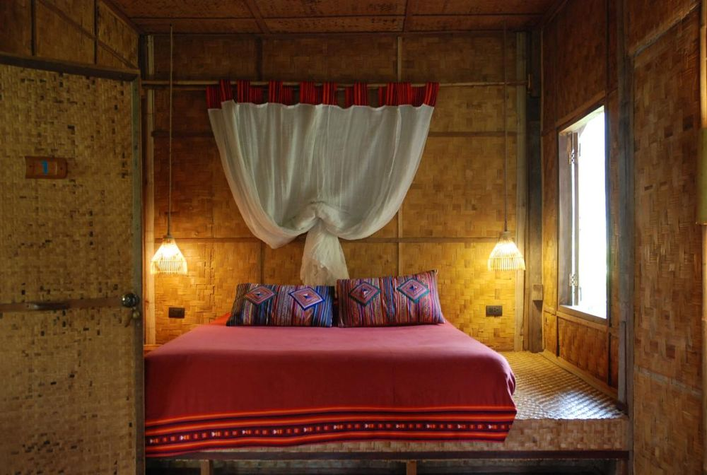 Studio Room, Lisu Lodge, Mae Taeng, Thailand Rundreise